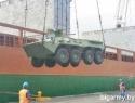 ВС Венесуэлы получили партию бронетранспортеров БТР-80