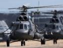 МО Беларуси получило 6 Вертолетов Ми-8МТВ-5