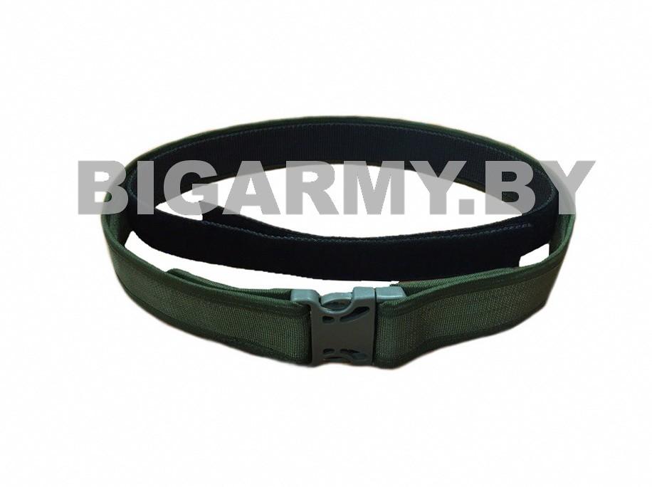 Ремень S (85 см) олива тактический Т4 двухсекционный BigArmy