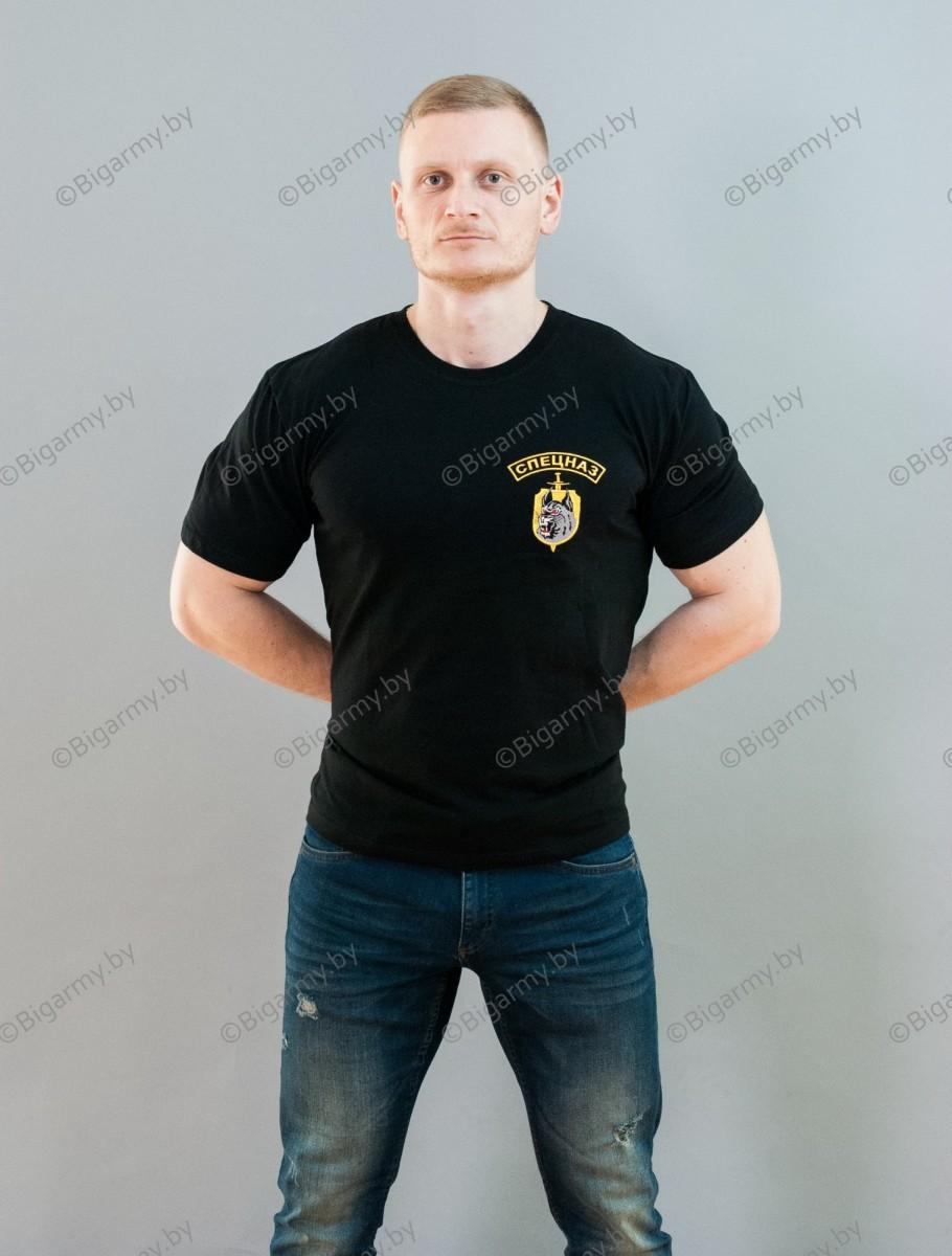 Майка СПЕЦНАЗ + РЫСЬ в/ч 3214