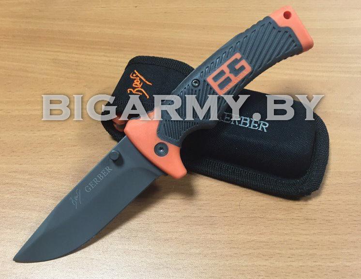 Нож Gerber Folding sheath складной