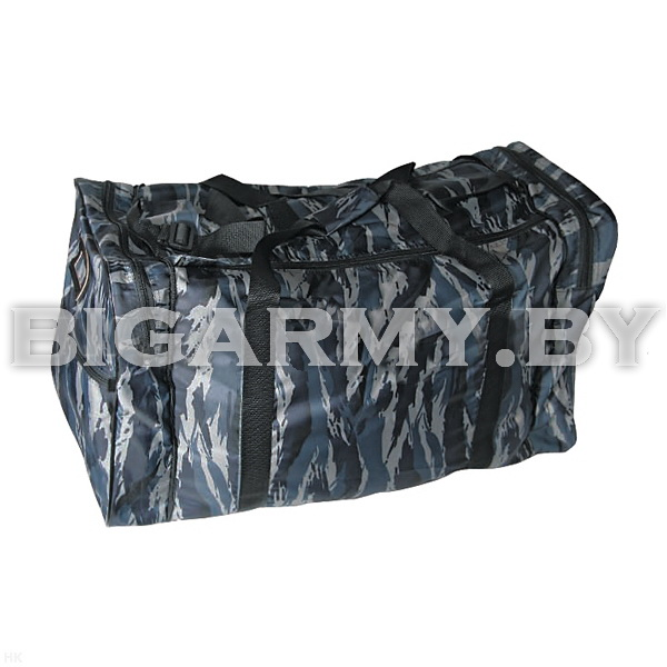 Сумка складная (мягкая ткань) малая 60 л кмф серая
