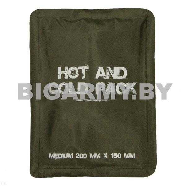 Пакет гелевый источник тепла/холода 15х20 см