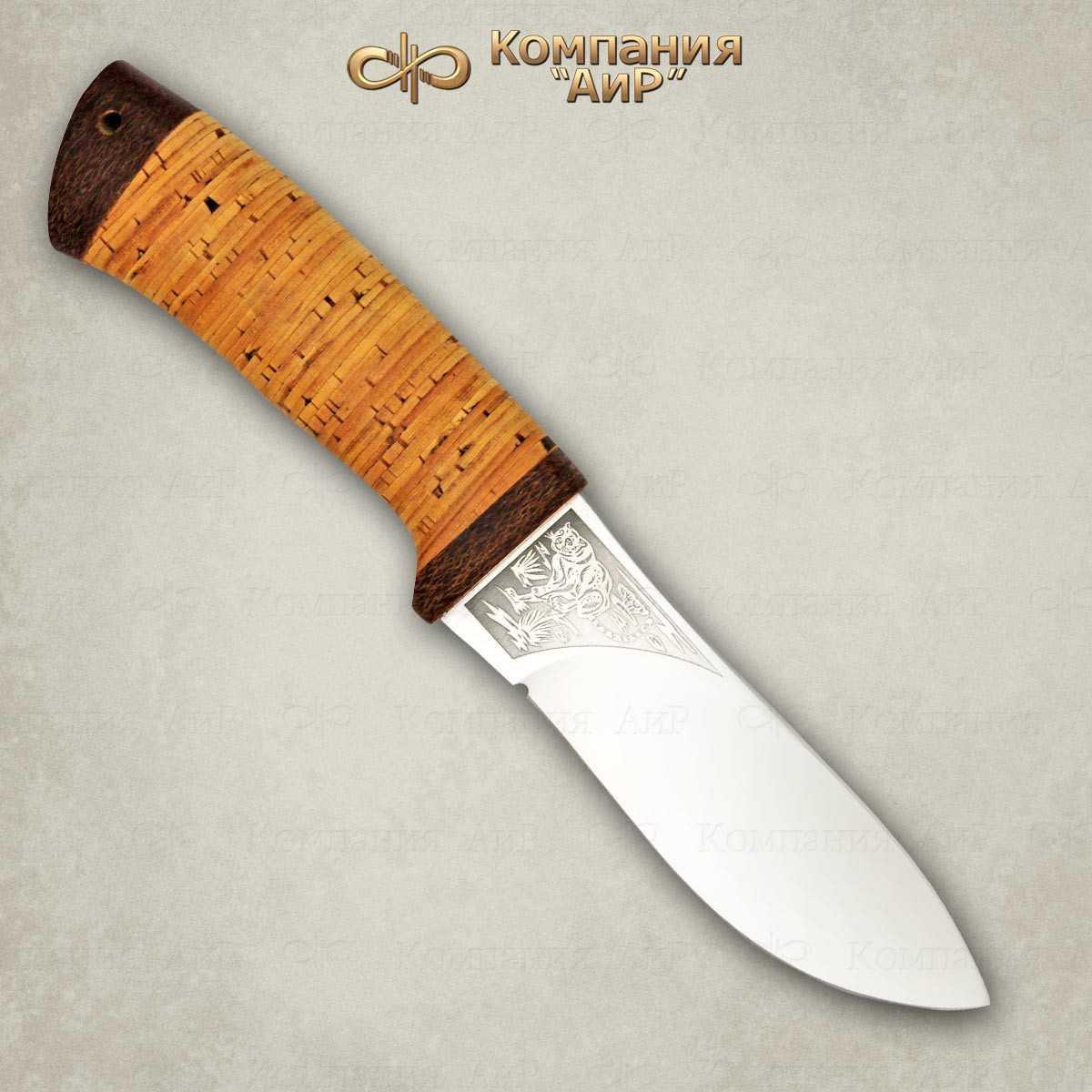 Нож Гепард (береста)