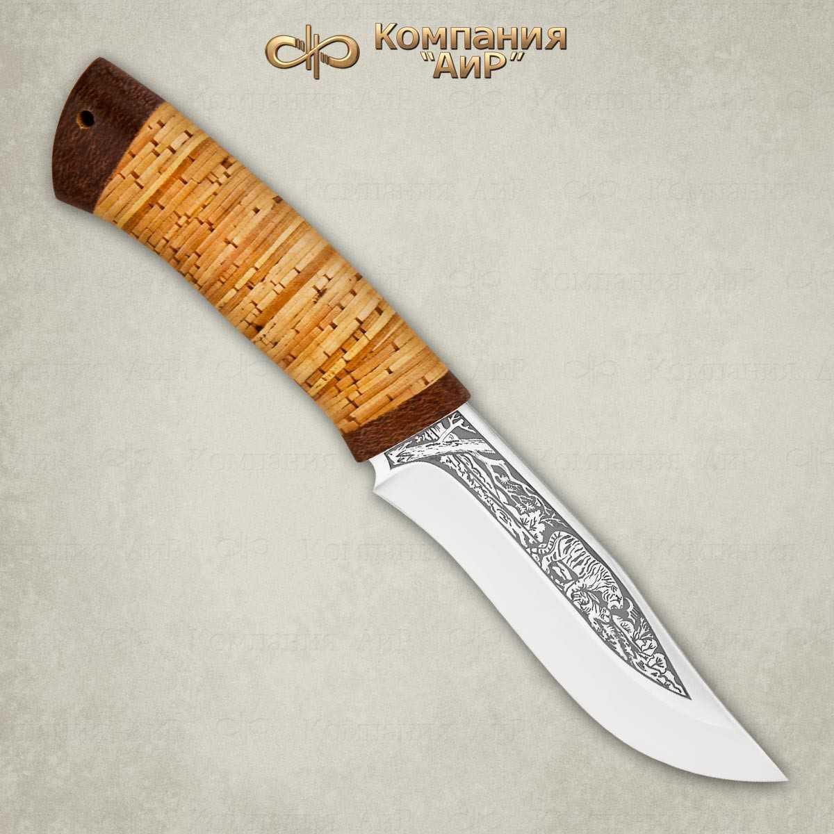 Нож Клычок-3 (береста)