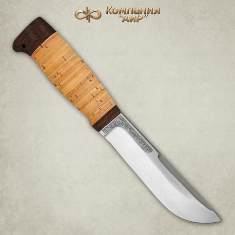 Нож Тундра (береста)