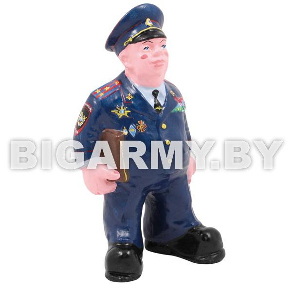 Фигурка гипсовая Офицер Полиции