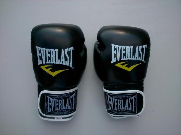 "Перчатки для бокса ""EVERLAST"" № 33- 0550-Е"