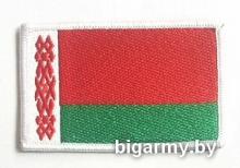 Шеврон Флаг Беларусь