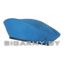 Берет шовный голубой детский