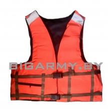 Спасательный жилет оранжевый