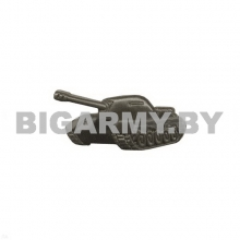 Эмблема Танковые войска нов/обр пластиковая защитная левая
