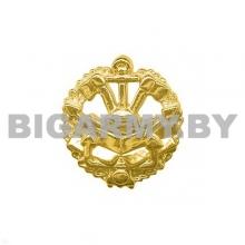 Эмблема Инженерные войска пластмассовая с венком