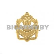Эмблема петлица Инженерные войска нов/обр золото