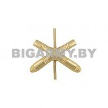 Эмблема Артиллерия СА металлическая