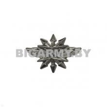 Эмблема петлица Войска связи нового образца пластмассовая защитная