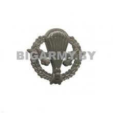 Эмблема петлица пластмассовая ВДВ старого образца защитная