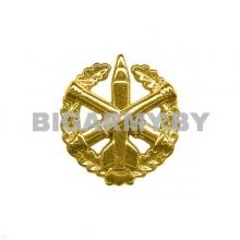 Эмблема РВиА пластмассовая с венком