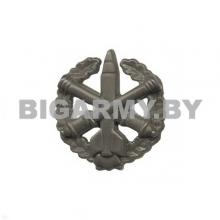 Эмблема РВиА пластмассовая защитная с венком