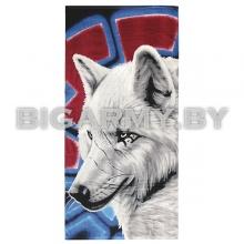 Полотенце Волк