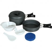 Набор посуды 1 кастрюля,1 сковородка (1-2 персоны)