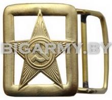 Бляха Звезда СА дембельская с просечками
