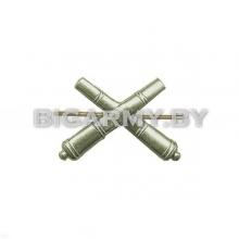 Эмблема петлица РВиА металлическая