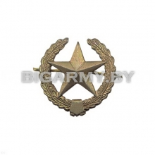 Эмблема петлица Сухопутные войска металлическая