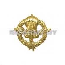Эмблема петлица ВДВ металлическая