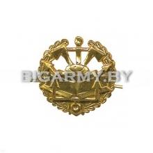 Эмблема петлица Инженерные войска металлическая