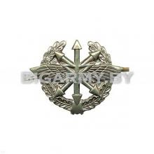 Эмблема петлица войска Связи металлическая