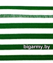 Тельняшка зелен. с рукавами ГОСТ