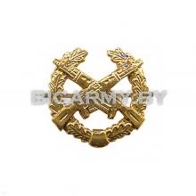 Эмблема петлица Мотострелковые войска металлическая