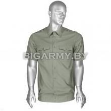 Рубашка форменная офицерская оливковая