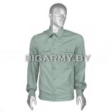 Рубашка форменная офицерская фисташковая Таможенная служба