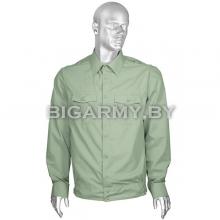 Рубашка оливковая ССП