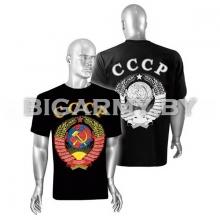 Футболка СССР черная