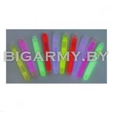 Световые палочки 5 см (набор из 10 шт, 5 цветов)