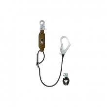 Строп огнеупорный одинарный регулируемый с амортизатором «aК12p» (ЕАС)