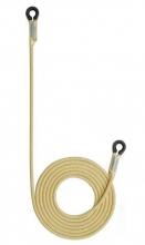 Зажим на гибкой анкерной линии, длиной 10м (ЕАС)