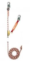 Зажим на гибкой анкерной линии, длиной 20м (ЕАС)