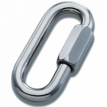 Карабин-рапид «Link 8» стальной овальный 8мм