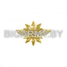 Эмблема петлица Войска связи нового образца пластмассовая