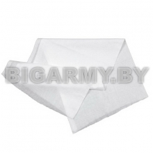 Ткань белая подшивочная лоскут 1,5x1 м бязь отбеленная