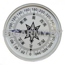 Компас d = 7,5 см металлический