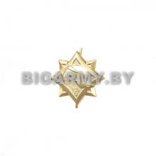 Эмблема МЧС металлическая