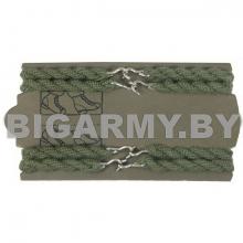 Шнуры резиновые для утяжки низа брюк упаковка из 4 шт.