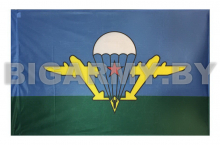 Флаг ВДВ флажная сетка