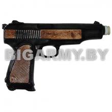 Штоф керамический Пистолет АПС