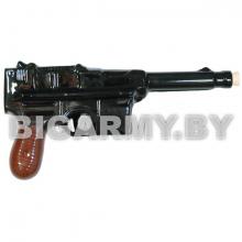 Штоф керамический Пистолет Маузер